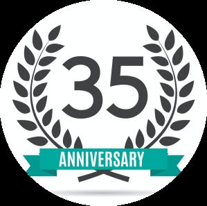 template-logo-35-years-anniversary-vector-10808177